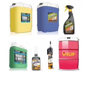 CHEMICALS AND SEALANTS
