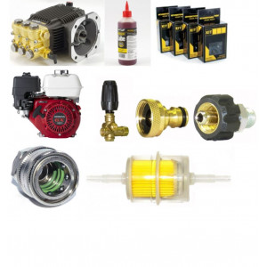 PRESSURE WASHER COMPONENTS