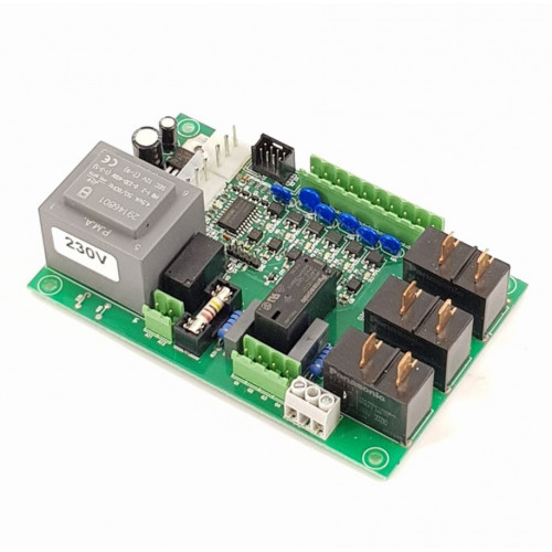 PCB CONTROL FOR RAPID VTS 230VOLT
