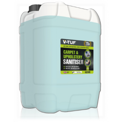 20L Carpet and Upholstery cleaner - With Sanitiser