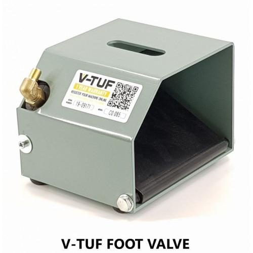 FOOT VALVE - 350BAR INTERNAL TRIGGER