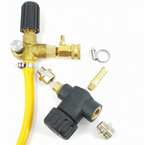 UNLOADER KIT with piped bypass & filter - C0.194KIT2