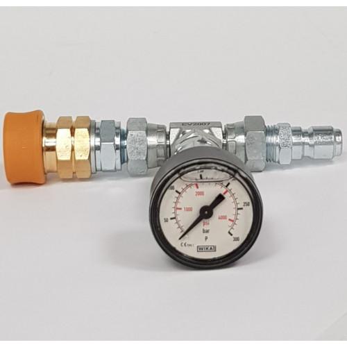 PRESSURE GAUGE 0 to 300BAR CALIBRATING KIT MSQ - C6.030KIT