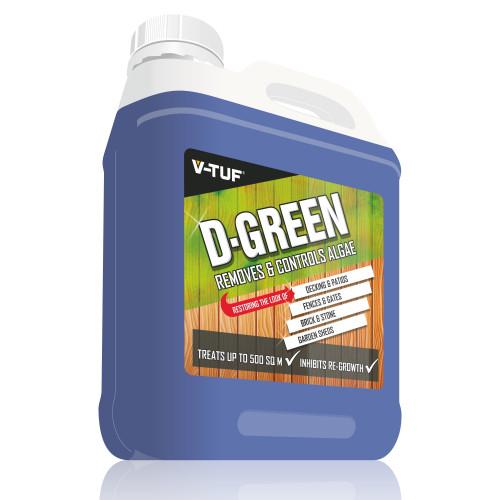 D-GREEN 5L GARDEN SURFACE CLEANER