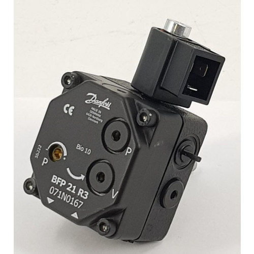 FUEL PUMP DFS - BFP21R3  240 VOLT / 8mm - Right rotation