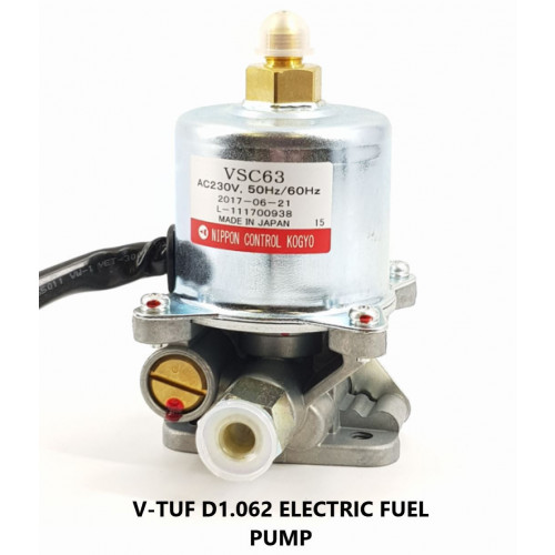 FUEL PUMP - ELECTRIC/SOLINOID TYPE 240 VOLT NIPPON