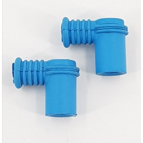 CAP RUBBER INSULATED (PAIR) 90°