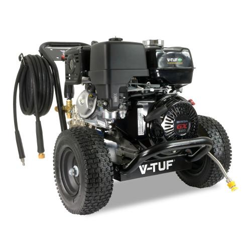 V-TUF DD130 Industrial 13HP Honda Driven Petrol Pressure Washer - 4350psi,300Bar (max) , 15L/min