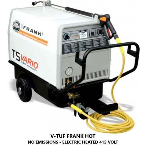 FRANK FHE718MP-18 ELECTRIC HEATED PRESSURE WASHERS