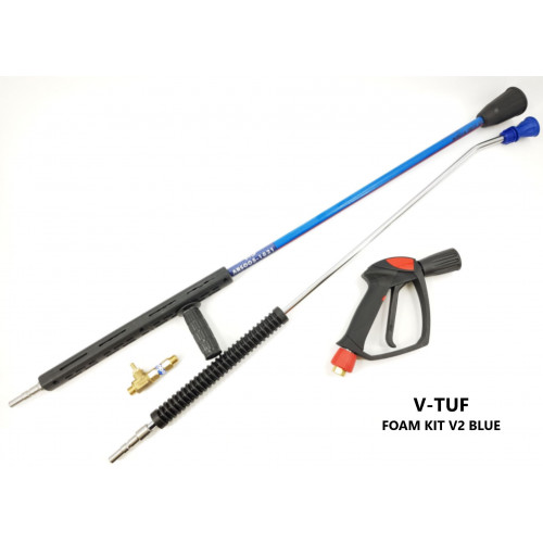 FOAM KIT - V-TUF BLUE OPTI V2