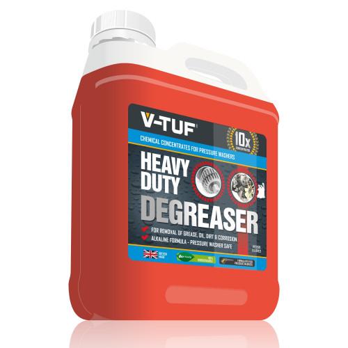5L V-TUF  HEAVY DUTY DEGREASER