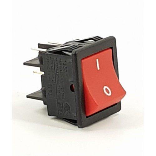SWITCH - VRS RED ROCKER TYPE - RED-1