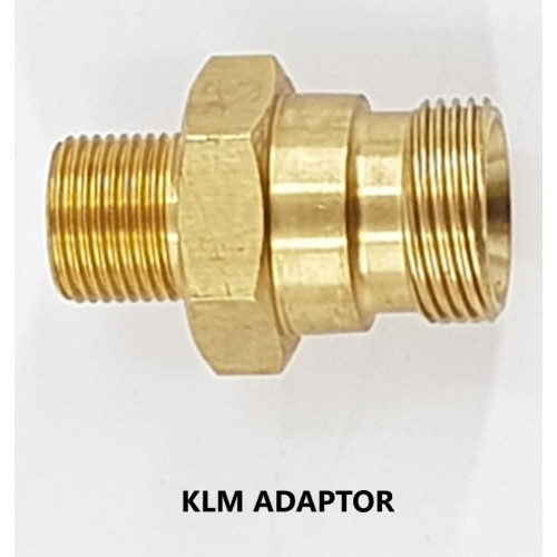 KLM x 3/8M TYPE ADAPTOR FOR Karcher