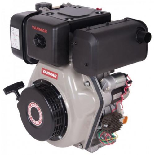 L100 10HP YANMAR DIESEL ENGINE WITH STARTER SWITCH