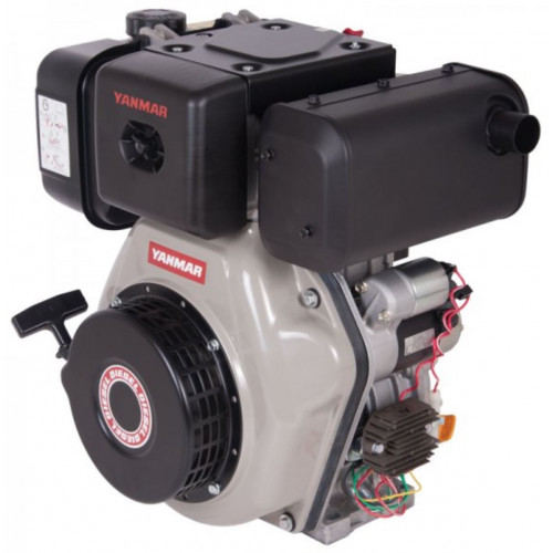 V-TUF D10 L100 10HP YANMAR DIESEL ENGINE WITH STARTER SWITCH