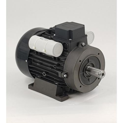ELECTRIC MOTOR - LOW REV. 110V, 'S' SHAFT, 3HP - MS.113