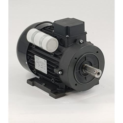 "ELECTRIC MOTOR - LOW REV. 240V, ""S"" SHAFT, 3HP - MS.243"