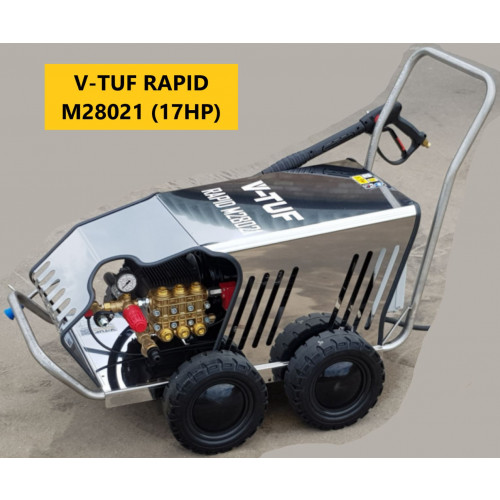 RAPID-M28021 (17HP) COLD WATER PRESSURE WASHERS