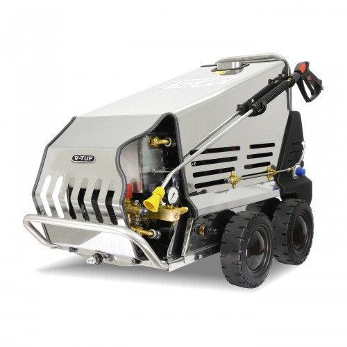 RAPID VTS21150 MOBILE HOT PRESSURE WASHER 415VHPC