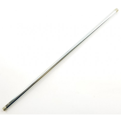 900mm PLATED LANCE TUBE 1/4M x 1/4M - T2.099