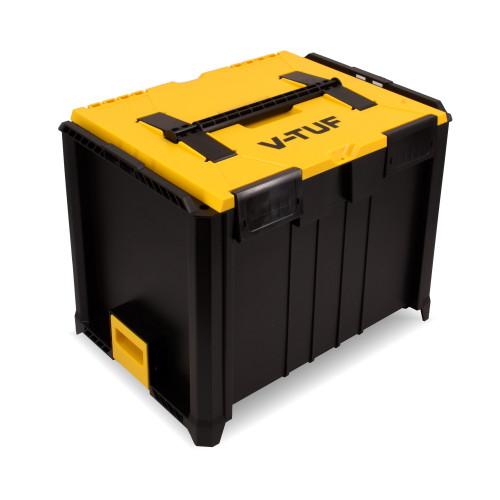 STACKPAC MODULAR STORAGE BOX - LARGE 37.5L