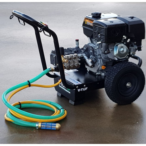 TORRENT3GB-21HR 15HP PETROL PRESSURE WASHER (HIGH FLOW) with GEARBOX