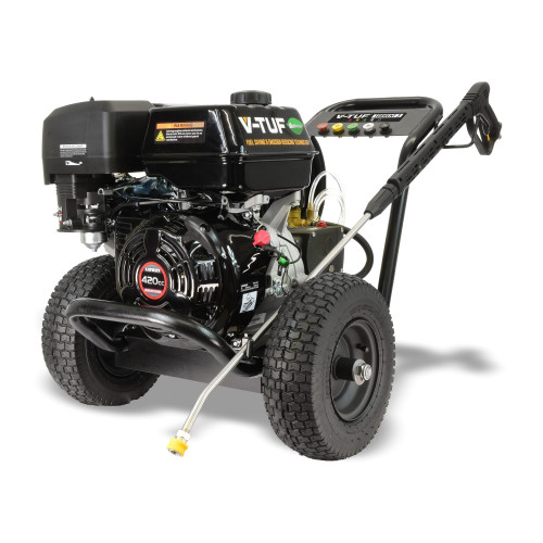 TORRENT3 Industrial 15HP Petrol Pressure Washer - 4000psi, 275Bar, 15L/min