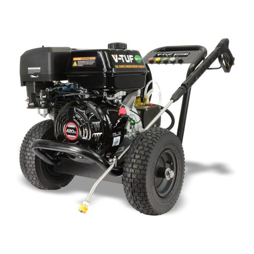 TORRENT3 Industrial 15HP Petrol Pressure Washer - 4000psi, 275Bar, 15L/min
