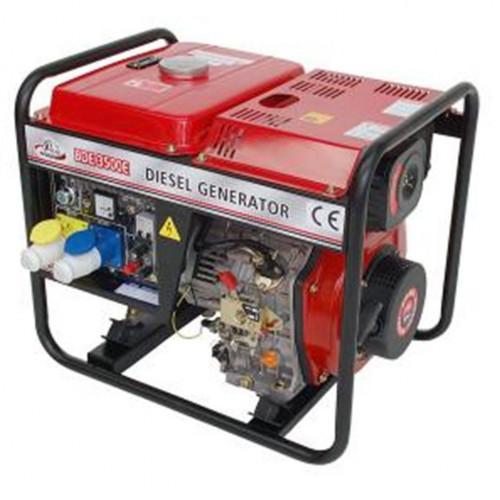VTGD DIESEL GENERATOR (Electric Start) - OUTPUT 3.4 / 4.4KW