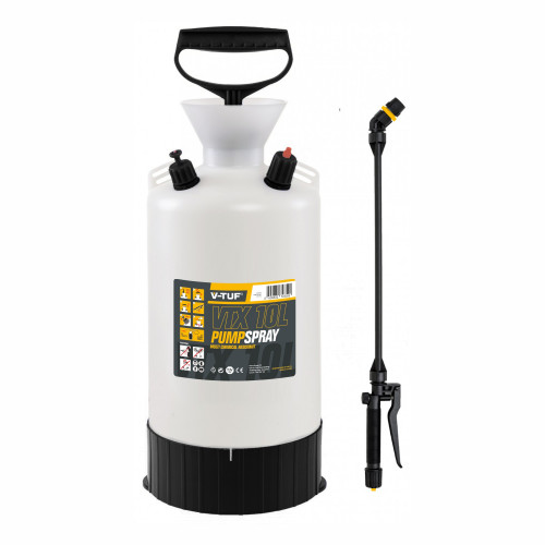 V-TUF 10L PROFESSIONAL MULTI CHEMICAL RESISTANT SPRAYER - VITON SEALS
