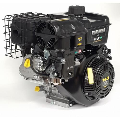"V-TÜF 14HP PETROL ENGINE - ELECTRIC & PULL START C/W OIL ALERT  1"" SHAFT - (18 - 20AMP CHARGE RATE) - VLCP15BESHC"
