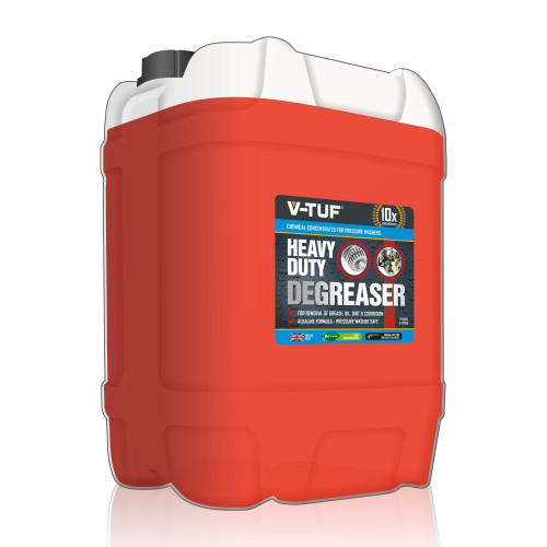 20L V-TUF  HEAVY DUTY DEGREASER