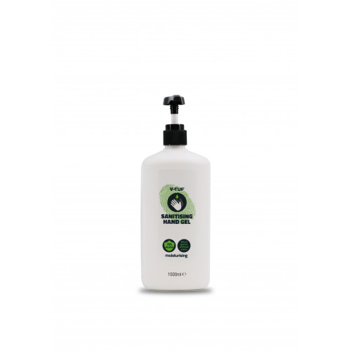 V-TUF COMBAT GERMS 1000ML 75%  ALCOHOL HAND GEL – WITH HAND PUMP