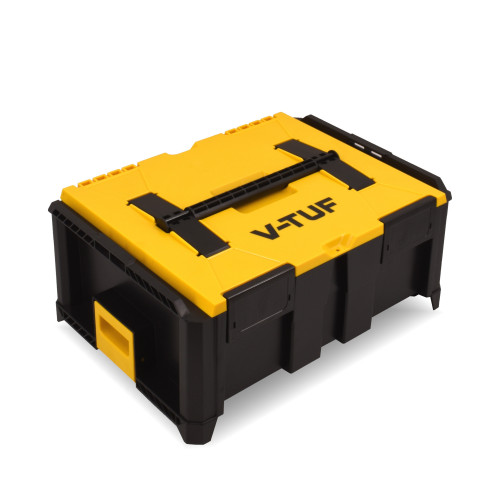 STACKPACK MODULAR STORAGE BOX - MED 18L - VTM400