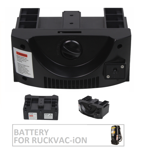 Battery Pack FOR RUCKVAC ®