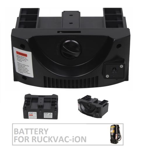 Battery Pack FOR RUCKVAC ®