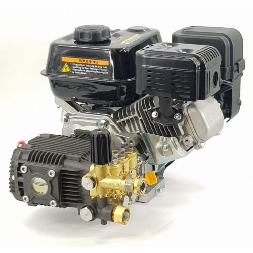 PETROL ENGINE (7HP) & PUMP UNIT - 190BAR 13 L/Min