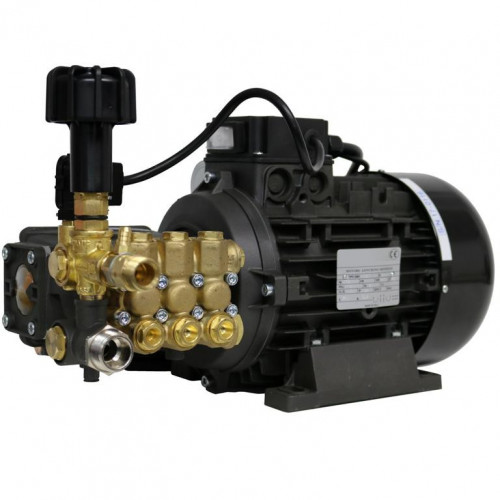 PUMP & MOTOR - 12L/min 100Bar (1500psi) 240v TS
