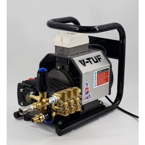 V-TUF415C-21 ELECTRIC PRESSURE WASHER 415VOLT (HIGH FLOW)