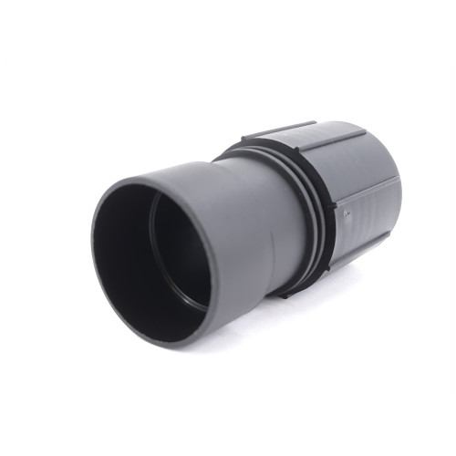 CONNECTOR - Hose End on Machine End (62mm Ø x103mm LONG) for 38mm HOSE TO FIT MAXI 80