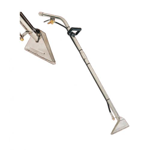 ACCESSORY - Stainless Carpet Head, wand & trigger