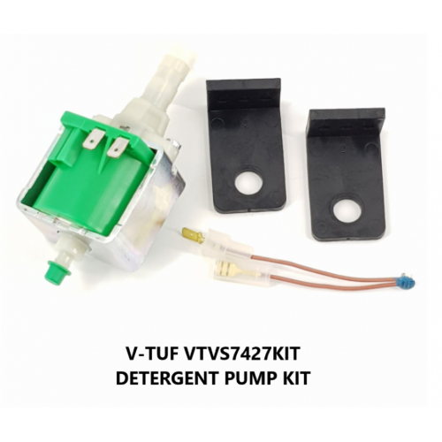 PUMP KIT - DETERGENT SOLENOID PUMP KIT FOR SPRAYEX----