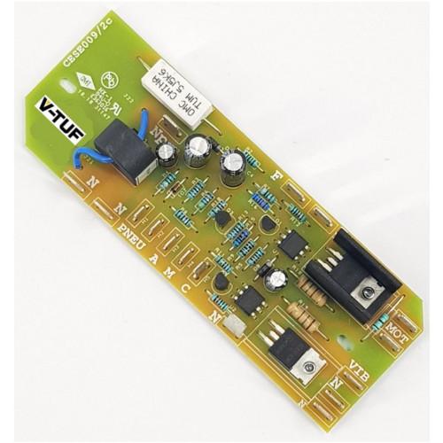Large Circuit Board for MIDI SYNCRO