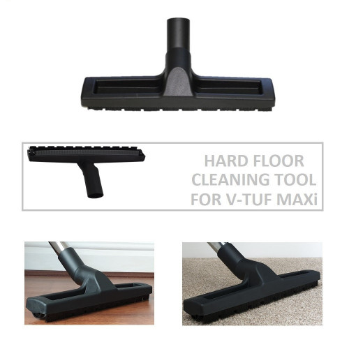 FLOOR HEAD - Heavy-Duty MAXi Spare (Dual: Wet & Dry Use)