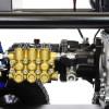TORRENT3GB Industrial 15HP Gearbox Driven Petrol Pressure Washer - 4061psi, 280Bar, 15L/min - Low Rev Pump