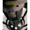V-TUF MAMMOTH 2kW 110v 90L Wet & Dry Twin Motor Industrial Vacuum Cleaner