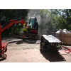 V-TUF RAPID-VSC 240v Hot Water Stainless Industrial Mobile  Pressure Washer - 1500psi, 100Bar, 12L/min