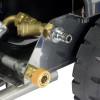 V-TUF RAPIDVSC 240v Hot Water Stainless Industrial Mobile  Pressure Washer - 1500psi, 100Bar, 12L/min