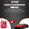 V-TUF 20L WASH & SHINE RETAINER (PINK) - NONCAUSTIC - 10X CONCENTRATED - 100% BIODEGRADABLE