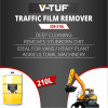 210L V-TUF  HEAVY DUTY  TFR & MACHINE CLEAN